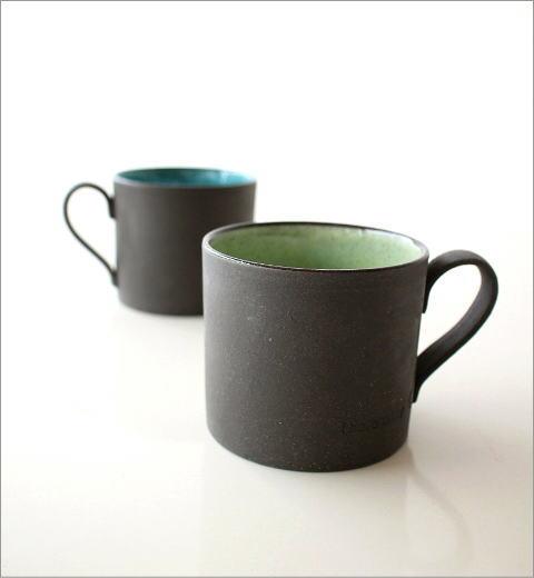 マグカップ ノワール2カラー(1)