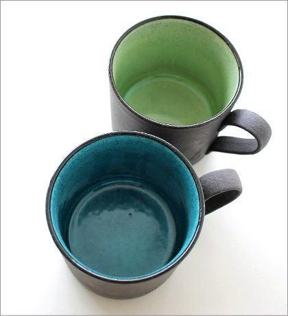 マグカップ ノワール2カラー(4)