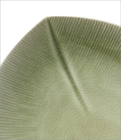 リーフパスタ皿(2)