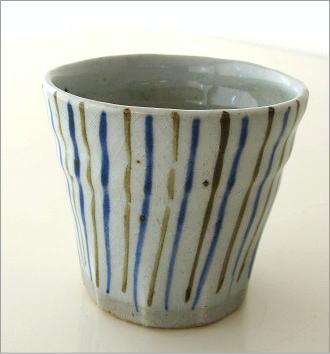 素朴なフリーカップ3個セット