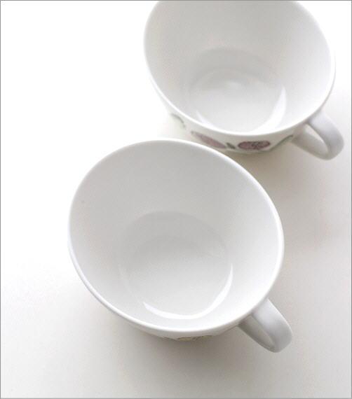 フラワースープカップ 2カラー(2)