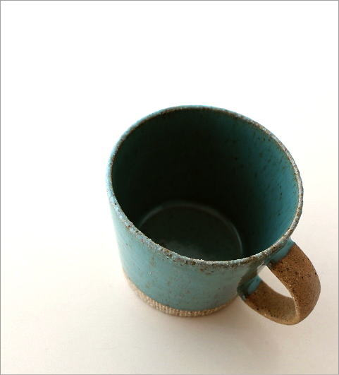 マグカップ おしゃれ ターコイズマグ(1)