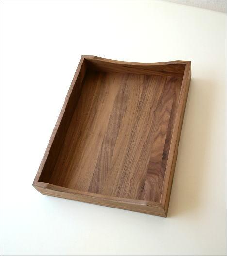 デスクトレー 木製 A4(5)