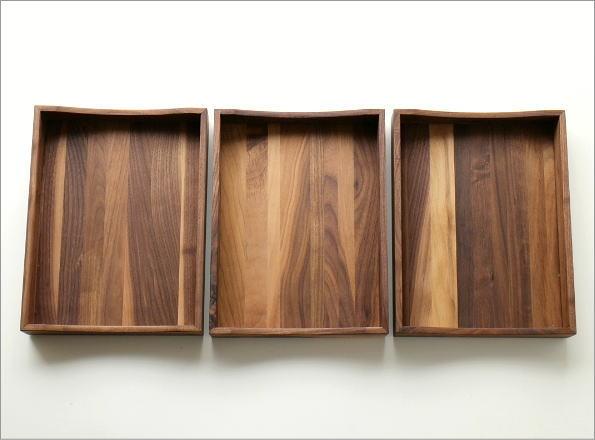 デスクトレー 木製 A4(8)
