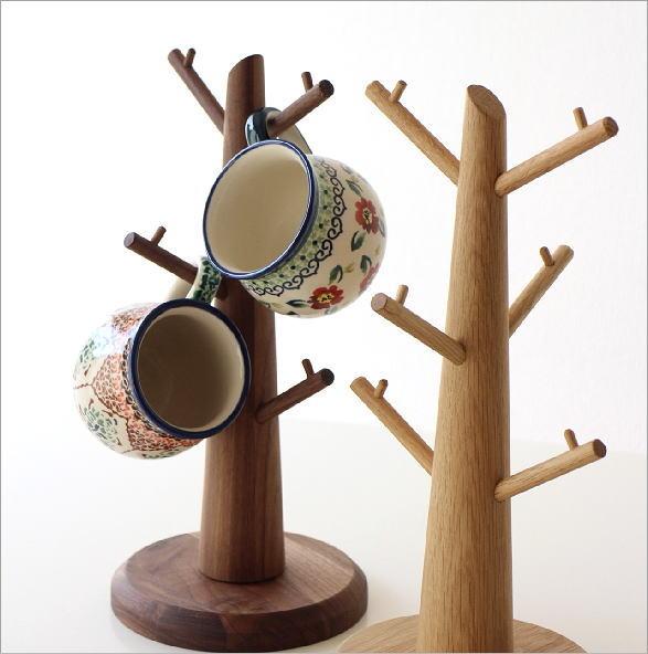 ウッドカップツリー 2タイプ(1)
