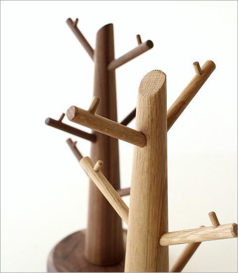 ウッドカップツリー 2タイプ(2)