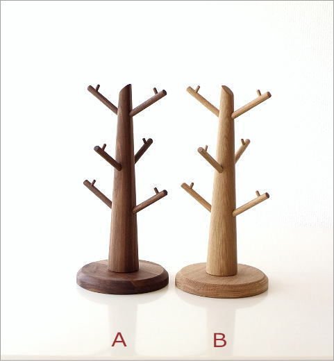 ウッドカップツリー 2タイプ(3)