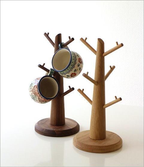 ウッドカップツリー 2タイプ(4)