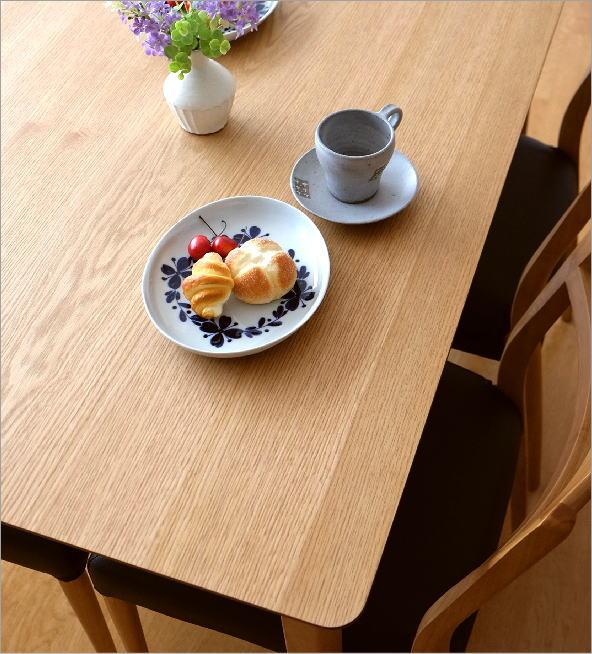 ダイニングテーブル5点セット ナチュラル(4)