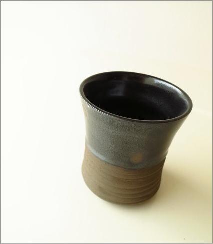 和陶器フリーカップ ドット(1)