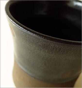 和陶器フリーカップ ドット(3)