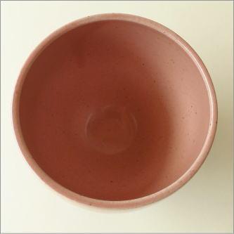 和陶器フリーカップ 桃(4)