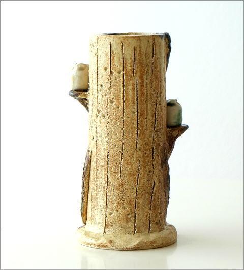 ふくろう家族の花瓶(4)