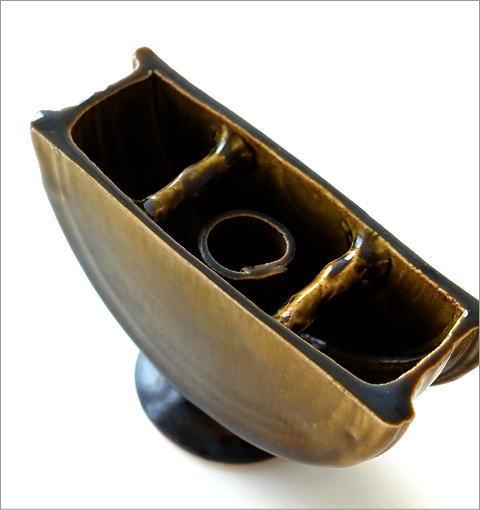 和陶器ベース 三(2)