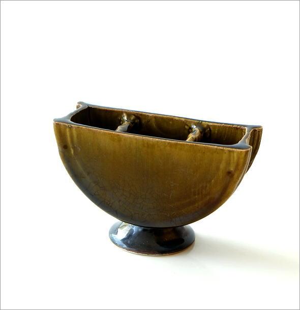 和陶器ベース 三(4)