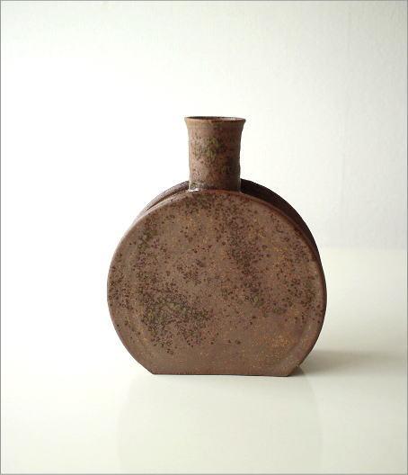 和陶器ベース 花瓶 五(5)