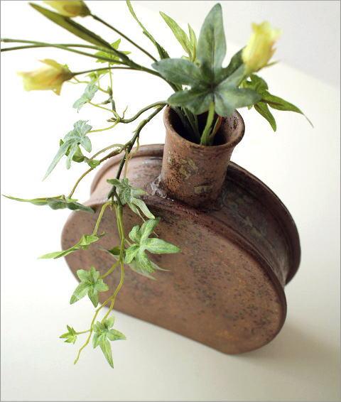 和陶器ベース 花瓶 五(1)
