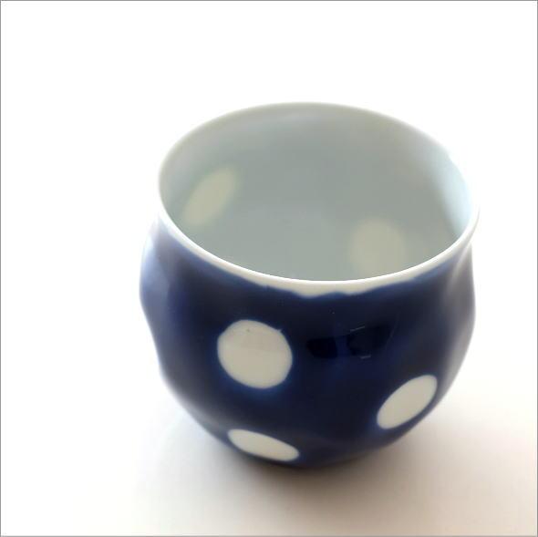 釉水玉コロコロ碗(1)