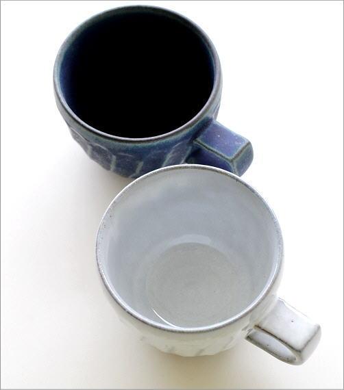 ねじり縞マグ 2カラー(3)