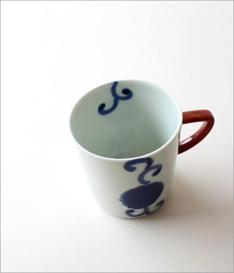 ドラムマグ 花唐草(1)