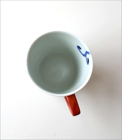 ドラムマグ 花唐草(4)