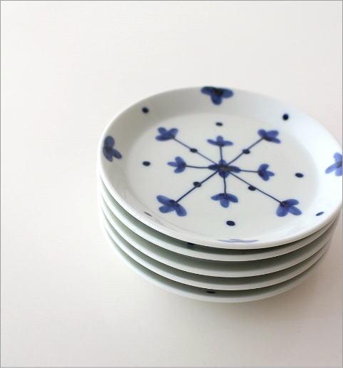 欧化紋小皿5セット(3)