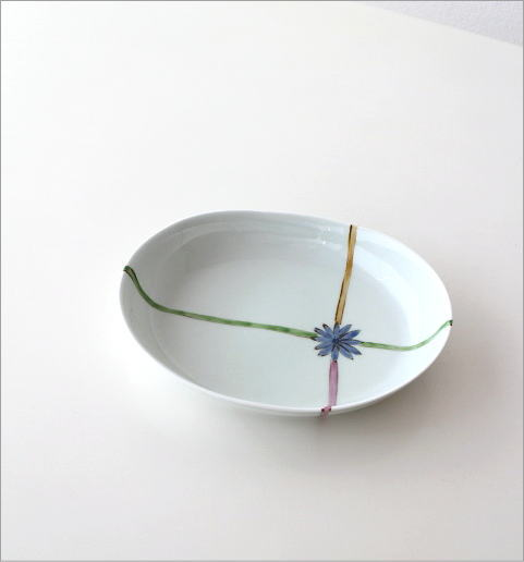 花結びランチプレート(3)