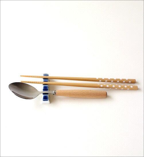 陶器の箸置き ハウス5カラーセット(3)