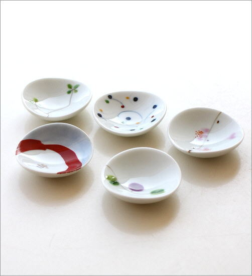 陶器の珍味箸置 A(3)