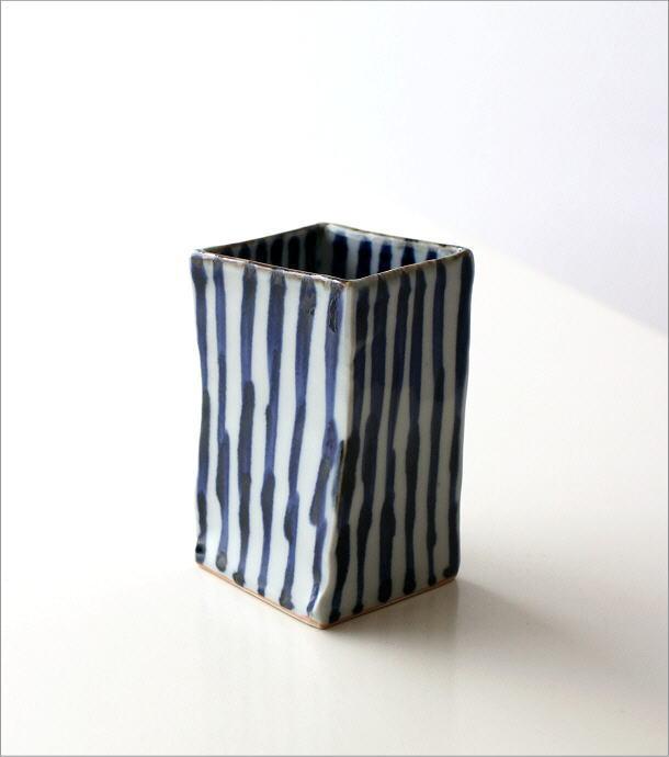 陶器の箸立て 濃十草(4)