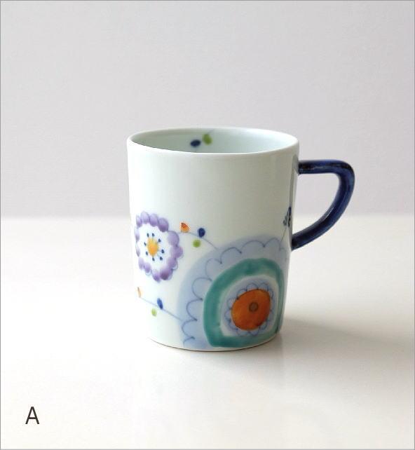 花ぐるまドラムマグ2カラー(4)