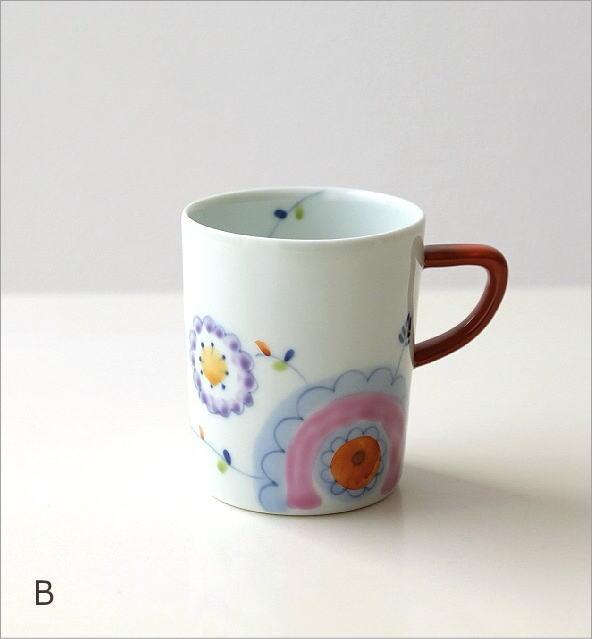 花ぐるまドラムマグ2カラー(5)