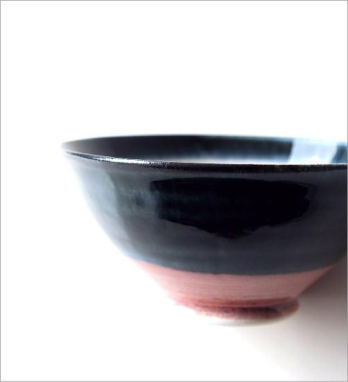 安南呉須巻茶碗(2)
