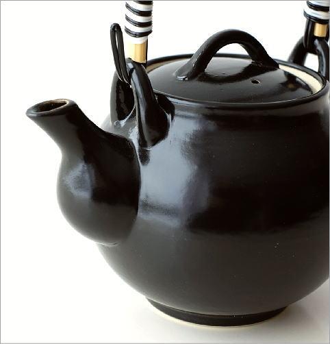 黒陶土瓶(2)