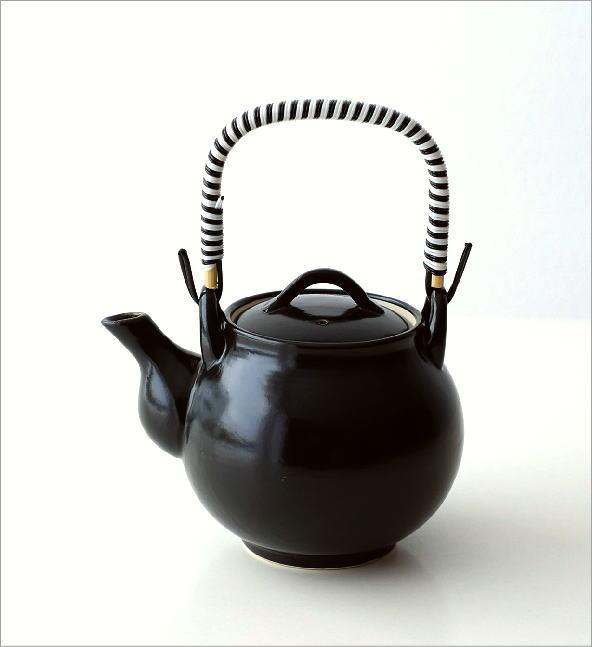 黒陶土瓶(4)