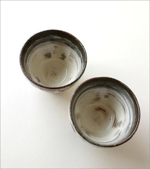 粉引波桜煎茶 2カラー(4)