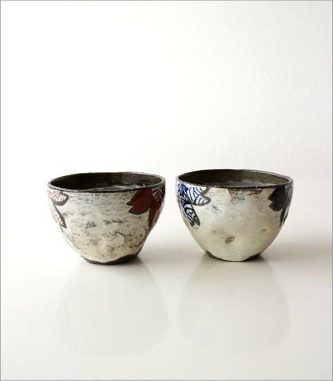 粉引波桜煎茶 2カラー(5)