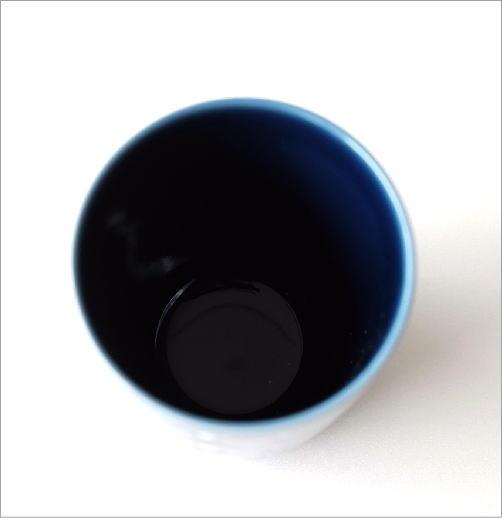 釉ドット湯のみ(3)