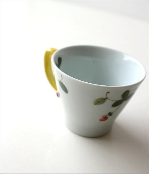 マグカップ 野いちご(1)