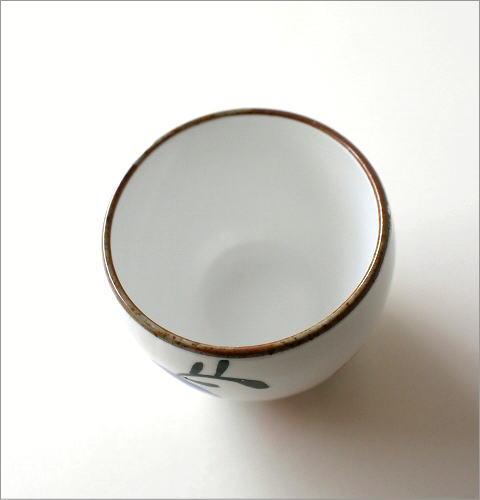 粉引丸煎茶 花の実(3)