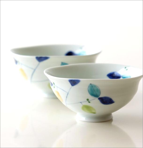 ごはん茶碗 レモン大・小2コセット(1)