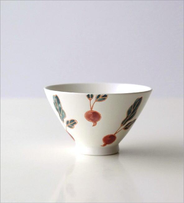 ラディッシュ茶碗(1)