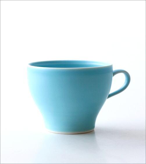 トルコブルーカップ&ソーサー(2)