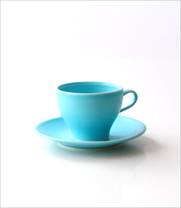 トルコブルーカップ&ソーサー(4)
