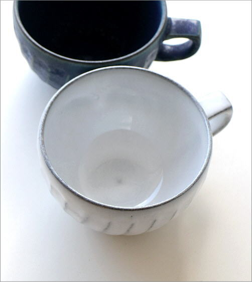 ねじり縞スープマグ 2カラー(4)