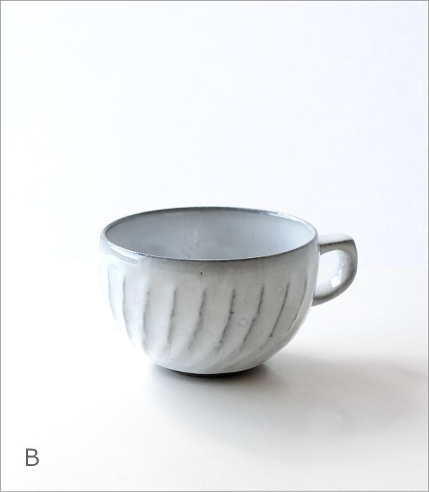 ねじり縞スープマグ 2カラー(6)