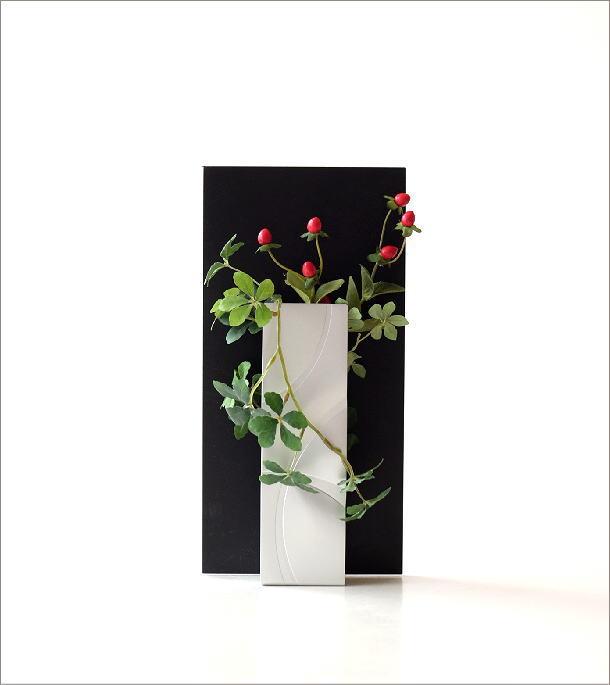 アルミとガラスのウッドフレームベース(1)