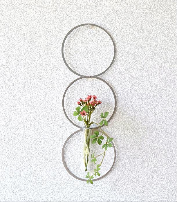 アルミとガラスのベース リング(6)