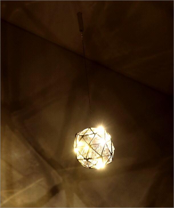 ガラスのキューブライト(1)