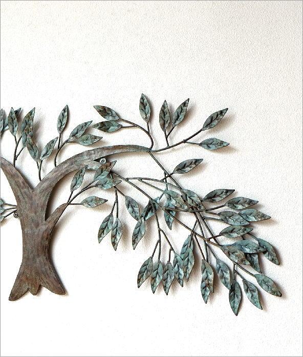 アイアンの壁飾り ウィンドツリー(1)